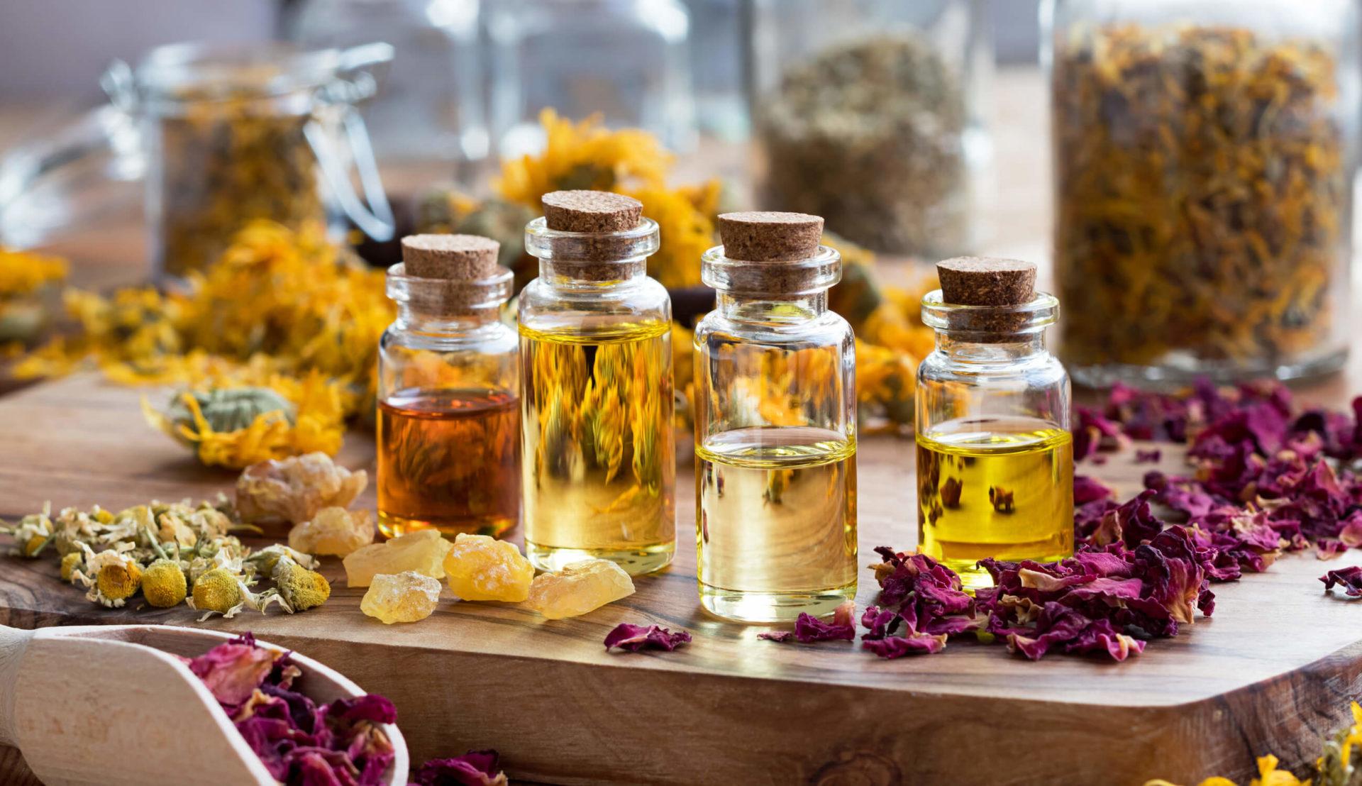 Bernadette Grampa - Aromaterapia